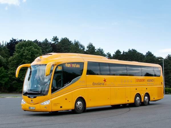 student agency autobus