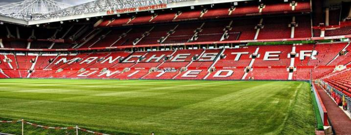 Manchester United Old Trafford vstupenky