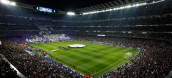 santiago bernabeu real madrid hd