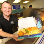 fish and chips londyn jedlo