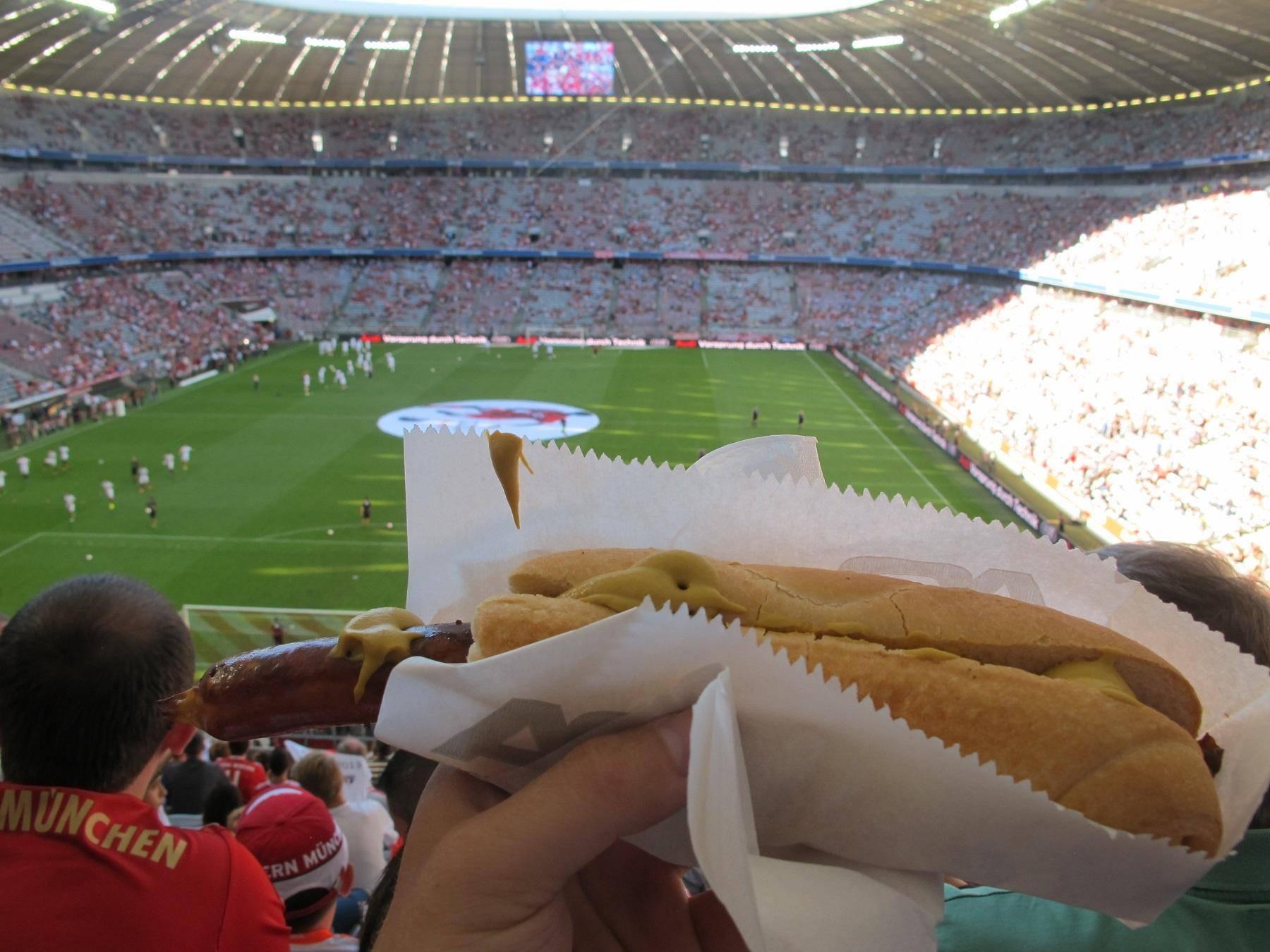 audicup fajnovy hotdog