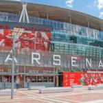 Emirates Stadium zvenku