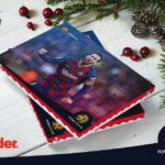 fotbalovy adventni kalendar lionel messi