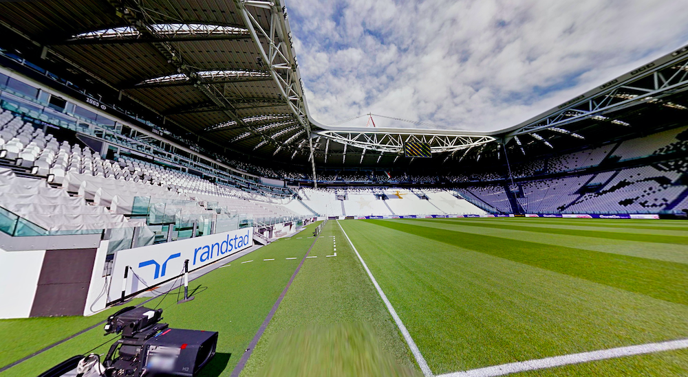 juventus allianz juventus stadium