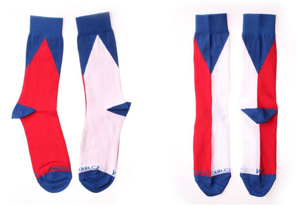 Ponožky CZE