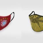 Roušky Bayern & Dortmund