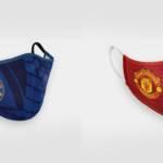 Roušky Chelsea & Man United
