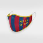Rouška FC Barcelona